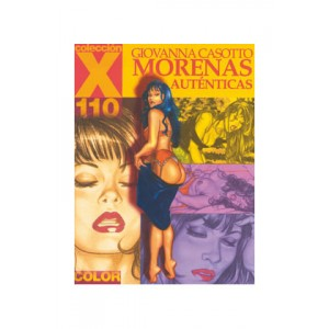 X.110 MORENAS AUTENTICAS