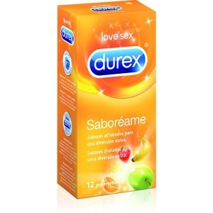 CONDON DUREX SABOREAME 12 UDS